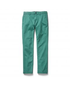 Sargent Lake Stretch Twill Slim Chino Green