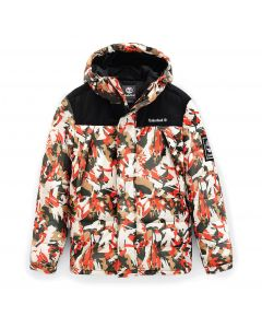 Outdoor Archive Camo Puffer Jacket