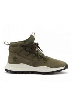 Brooklyn Alpine Chukka Green