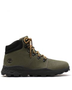 Brooklyn Low Hiker Green