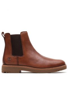 Folk Gentleman Chelsea Brown Boot