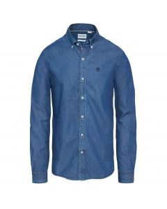 Fort Hill Chambray Shirt Denim