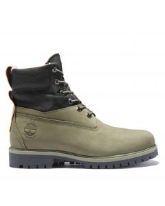 Men's 6 Inch Treadlight Boot Olive and Black