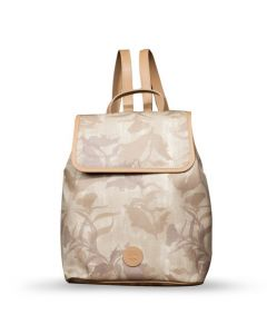 Mini Backpack Beige