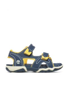 Toddler Adventure Seeker Sandal Yellow and Navy