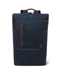 Roll Top BackPack Navy