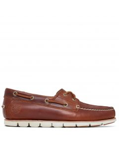 Timberland Men's Tidelands 2 Eye Boat Shoe Brown