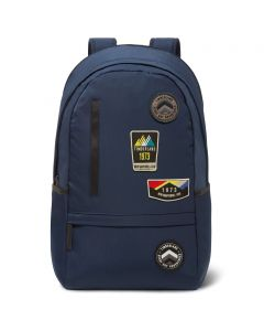 Classic Patch Backpack Navy