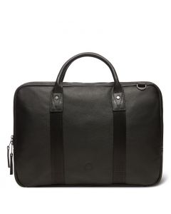 Slim Brief Bag Black