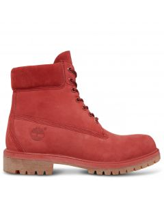 Timberland Men's 6-inch Icon Boot Red