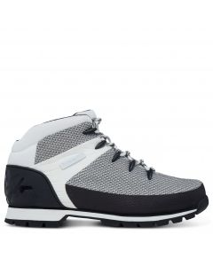 Timberland Men's Euro Sprint Fabric Boot Grey and White