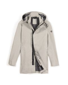 Mount Ascutney Raincoat with DRYVENT™ Technology Light Grey