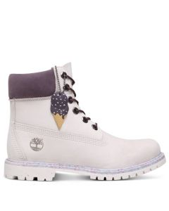 Ice Cream 6-inch Boot Light Purple
