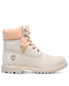 Ice Cream 6-inch Boot Purple