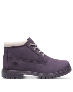 Ice Cream Nellie Chukka Boot Dark Purple