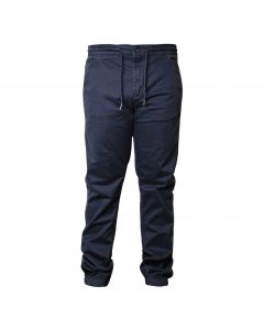 Lovell Lake Stretch Twill Jogger Pants Navy