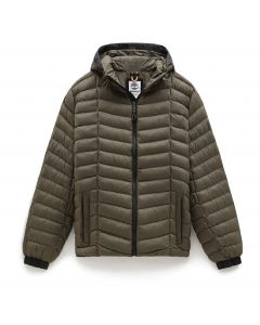 Gardfield hooded Jacket Olive Green