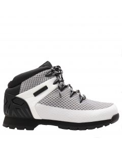 Euro Sprint Mid Hiker White Knit