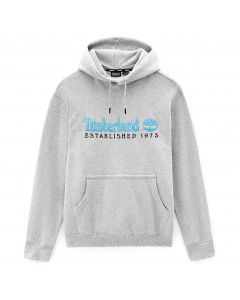 Outdoor Archive Hoodie Grey