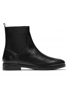 Timberland Women's Somers Falls Chelsea Boot Black