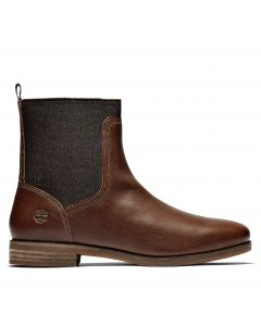 Timberland Women's Somers Falls Chelsea Boot Brown