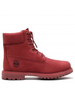 6-inch Premium Boot Icon Dark Red Nubuck | ONLINE EXCLUSIVE