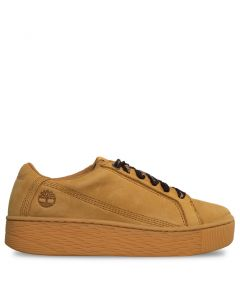 Marblesea Leather Sneaker Wheat