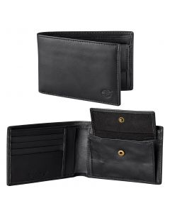 Timberland Bifold Wallet With Coin Pocket Black
