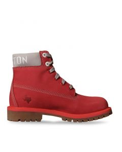 Junior 6-inch NBA Boot Red