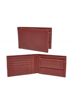 Timberland Large Wallet Bifold with Coin