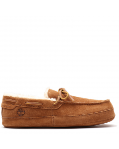 Torrez Slipper Rust Suede