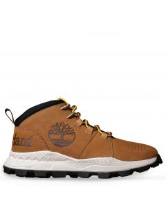 Brooklyn City Mid Sneaker Light Brown