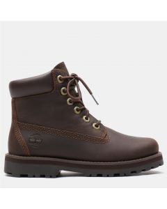 Timberland Youth Courma Kid Traditional 6-inch Boot Brown