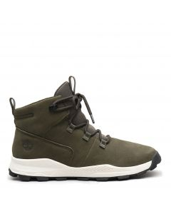 Junior Brooklyn Alpine Chukka Green Nubuck