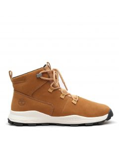 Junior Brooklyn Alpine Chukka Wheat Nubuck