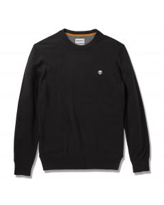 Timberland Men's Williams River Crew Sweater Black