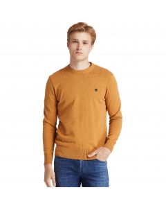 Timberland Williams River Crew Wheat Sweater