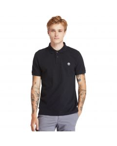 Timberland Men's Polo Tee Black