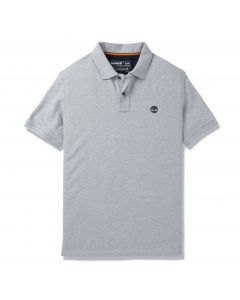 Timberland Men's Polo Tee Grey
