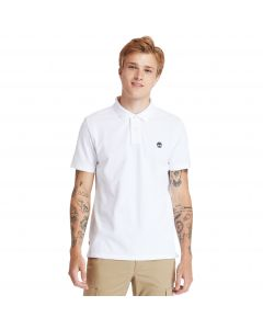 Timberland Men's Polo Tee White