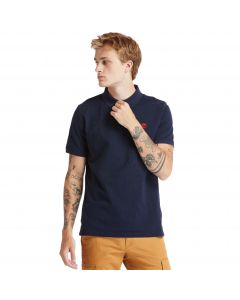 Timberland Men's Polo Tee Navy