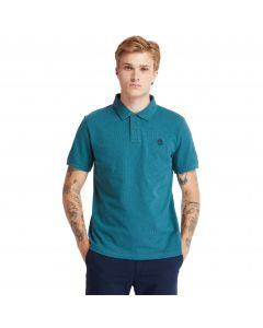 Timberland Men's Polo Tee Green