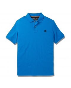 Timberland Men's Polo Tee Blue