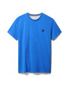 Timberland Men's Dun-River Crew T-Shirt Blue