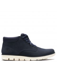 Bradstreet Chukka Leather Navy