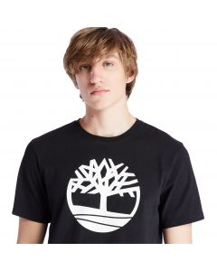 Timberland Men's Branded Tee Black