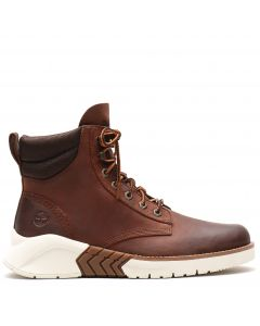 MTCR Plain Toe Boot Brown