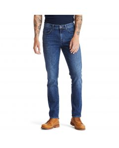 Timberland Men's S-L core Indigo Denim