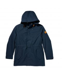 Timberland Men's Snowon Peak 3-IN-1 M65 Jacket With Dryvent Technology Navy
