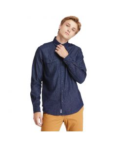 Timberland Men's Denim Shirt